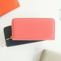 Learn more about the Cosette Leather Zip Up Wallet!