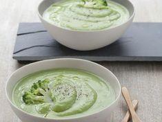Recette Entrée : Soupe brocolis / courgette par Ptitchef_officiel