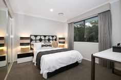 Furniture, House Design, House, Home, Ownit Homes, Living Spaces, Open Plan, Bed, Property