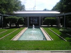 The James 'Jimmy' Earl Carter Presidential Library and Museum in Atlanta, Georgia