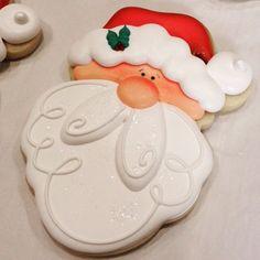 "Santa Face 04 4"" | All Cutters (Fondant too)Santa Face 04 4"" | All Cutters (Fondant too) – Cookie Cutter Store – Truly Mad Plastics LLC"