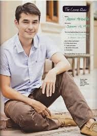 atom araullo - Google Search Saang magazine article kaya ito? Parang sa Cosmo eh...