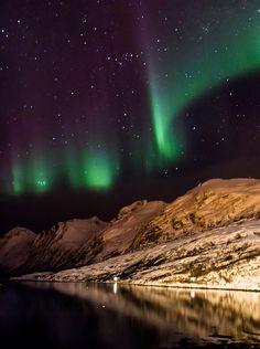 Polarlicht-Reise 2013