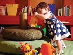 Dynamic Early Learning Spaces in Public Libraries -- SLJ