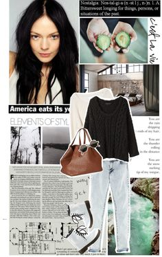 """""""Don't be into trends. Don't make fashion own you, but you decide what you are, what you want to express by the way you dress and the way you live."""" by dress-like-a-queen ❤ liked on Polyvore"""