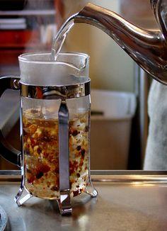 DIY Medicinal Teas Recipes for Colds & Flu - http://www.oasisadvancedwellness.com/learning/medicinal-teas-for-colds-flu.html