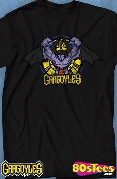 Gargoyles Goliath T-Shirt: Gargoyles Mens T-Shirt