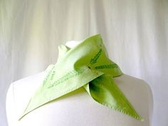 Vintage VERA Bandana in Cotton by EyeSpyGoods on Etsy