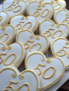 5 Tips to Reaching That Wedding Anniversary 50th Wedding Anniversary Decorations, 60th Anniversary Parties, Golden Anniversary, Anniversary Ideas, 50th Anniversary Cookies, Happy Anniversary, Second Anniversary, 50th Birthday, 50th Party