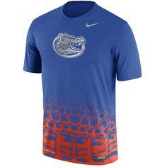 College Florida Gators Nike New Day Innovation T-Shirt - Royal