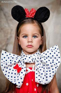 Milana Trofimova (born February 12, 2010) fashion child model from Russia. Barbara & Victoria Photography.