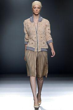 Moisés Nieto - Madrid Fashion Week P/V 2015 #mbfwm