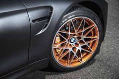 World premiere of the new 2016 BMW GTS. The car produces 493 horsepower and goes to 60 mph in seconds Bmw M4 Gts, Bmw E60, 2016 Bmw M4, Tokyo Motor Show, Bmw 4 Series, Motorcycle Companies, Aircraft Engine, Forged Wheels, Car Magazine