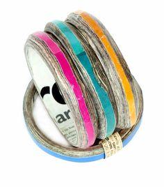 paper mache bracelet - Google Search