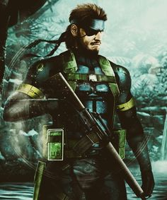 SOLID SNAKE: contestant for round 2