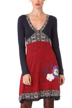 Desigual Women's Nuri dress. The coolest, sexiest and most original dresses with discount.