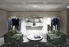Balmain Store by Joseph Dirand, London – UK » Retail Design Blog
