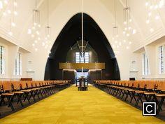 churches. church window. opportunities. Juliana Familia kerk Apeldoorn.