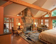 love high ceilings!