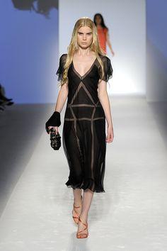 #AlbertaFerretti Spring Summer 2012 #fashion show