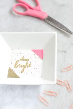 DIY KATE SPADE SHINE BRIGHT JEWELRY TRAY   Best Friends For Frosting