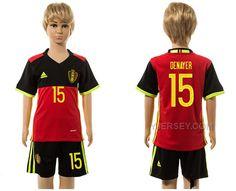 http://www.yjersey.com/belgium-5-denayer-home-youth-euro-2016-jersey-belgi.html BELGIUM 5 DENAYER HOME YOUTH EURO 2016 JERSEY BELGIË Only 36.00€ , Free Shipping!