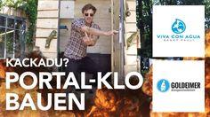 Komposttoilette (Portal-Klo) für Goldeimer/Viva Con Agua bauen - Heimwer...