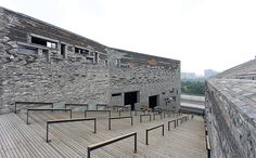 Image 12 of 17 from gallery of Ningbo Historic Museum / Wang Shu, Amateur Architecture Studio.