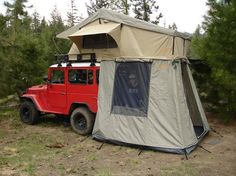 Galleries by Vehicle | Cascadia Vehicle Roof Top Tents