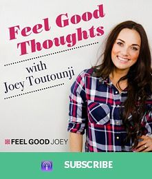 Today's podcast is a follow up from yesterday's Feel Good Thoughts Podcast #9 where I chatted about finding your WHY? Click here to tune catch up on podcast #9 In this podcast today I share…