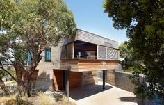 Beach House Weekender   Seeley Architects