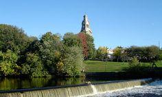 Historic Slater Mill - Pawtucket, RI