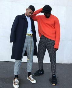 IDEA/NOTE : patter/style all pieces Mens Fashion | #MichaelLouis - www.MichaelLouis.com