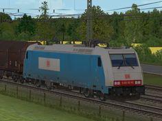 E-Lok 483 102 Nordcargo/DBAG EpVI. Bis #EEP6