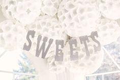 white decoration, via Hoopla