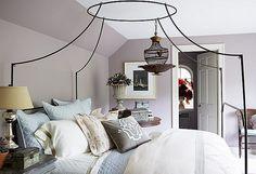 Gray Master Bedrooms