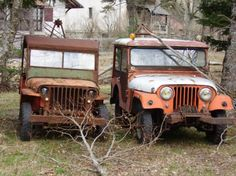 Willys old & new