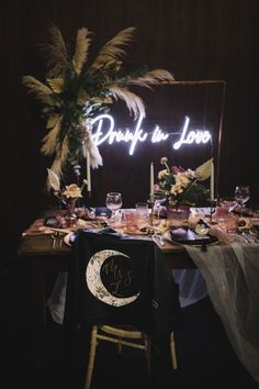 An alternative styled wedding shoot with a celestial theme, edgy bridal and groom styling, indie bohemian vibes and a pink, black and gold colour theme. Wedding Shoot, Wedding Venues, Modern Groom, Celestial Wedding, Tiara Hairstyles, Alternative Wedding, Bridal Looks, Wedding Stationery, Light In The Dark