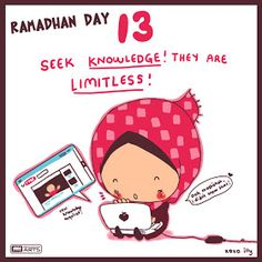 A Muslimah's Musing's: Fun day) Ramadan Calendar