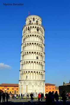 Lost in Tardis: Toscana On The Road: Pisa