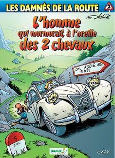 La 2cv et la bande déssinée. La #2cv dans les bandes dessinées #2cv #deuche #citroen_2cv www.mcda.com