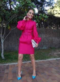 Vestido de GUCCI de Paula Echevarría