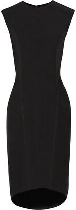 Alexander Wang Asymmetric silk crepe de chine dress - ShopStyle