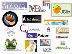 Las TICs y su utilización en la educación : 20  Herramientas para crear actividades educativas...