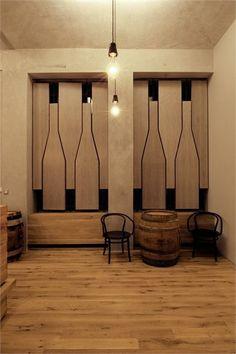 Bar rústico - www.casaecia.arq.br - Cursos on line: Design de Interiores e Paisagismo / Jardinagem.