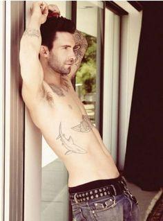Adam Levine:  Holy Hotness Batman!