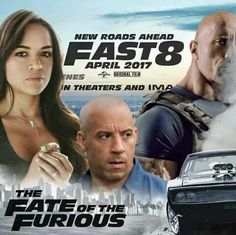 The Fate And The Furious