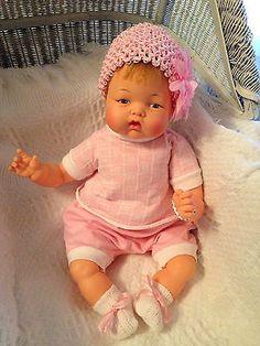 1960s Ideal Crying Thumbelina Doll Thumbelina Doll