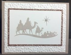 Sahara Wise Men by zipperc98 - Cards and Paper Crafts at Splitcoaststampers