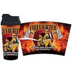 Emergency Stuff - Firefighter Tough Go In Thermal Travel Mug, $9.95 (https://www.emergencystuff.com/firefighter-tough-go-in-thermal-travel-mug/)